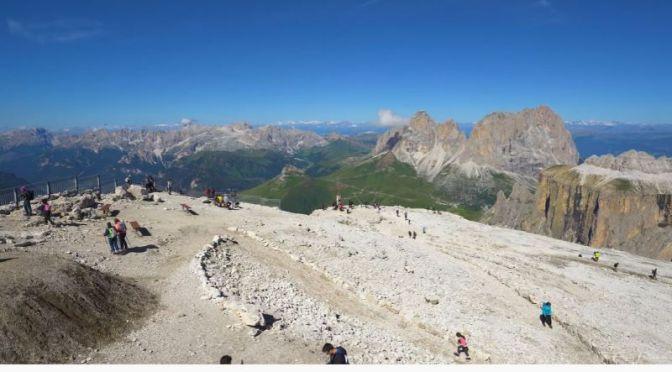"""New Travel Videos: Italy's """"Terrazza Delle Dolomiti"""""""