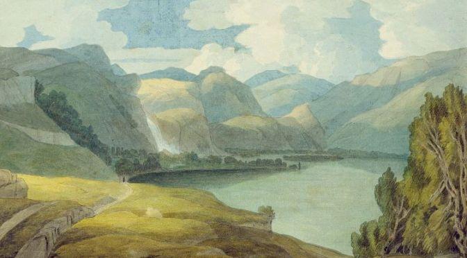 English Art: Pioneering Watercolor Paintings Of Francis Towne (1739-1816)