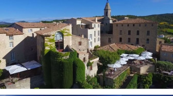 WORLD'S BEST SMALL HOTELS: 'Hôtel Crillon le Brave' In Provence, France (Video)