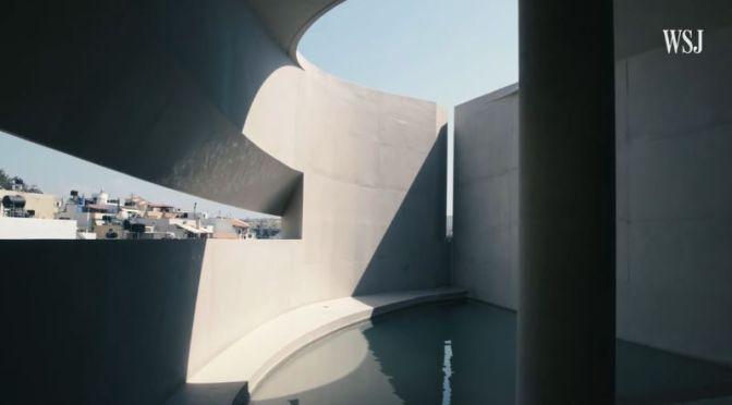 Top Home Design Videos: 'Tear Of God' In Crete (WSJ)
