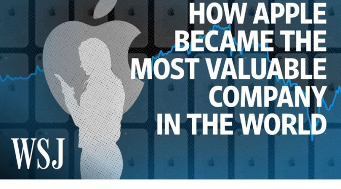"Technology: ""How Apple Became Most Valuable Company In The World"""