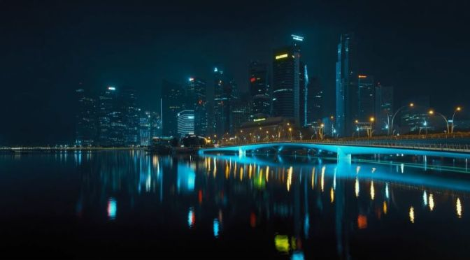 "Top New Timelapse Travel Videos: ""Singapore – Lion City Rising"" By Keith Loutit"