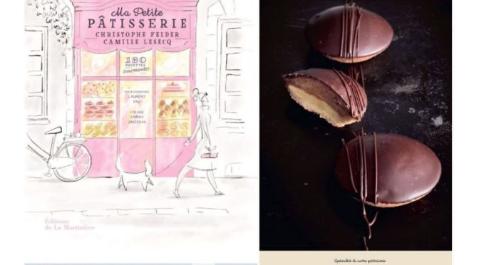 New Food Books: 'Petite Patisserie: 180 Easy Recipes – Elegant French Treats'