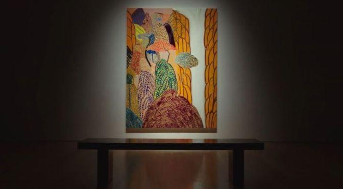 Modern Art: 'Shangri-La, 2017' By Matthew Wong