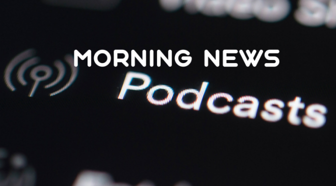 Morning News Podcast: Election Day Arrives – Joe Biden, Mail-In Ballots