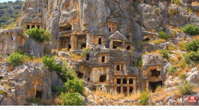 Travel Videos: 'Ancient Myra' (Demre) In Turkey