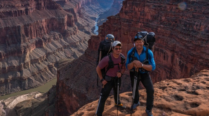 "Travel Documentaries: ""Passport Home"" – Pete McBride Photographs The Grand Canyon (Video)"