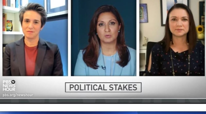 Politics Monday: Tamara Keith And Amy Walter On 2020 Campaign Messaging