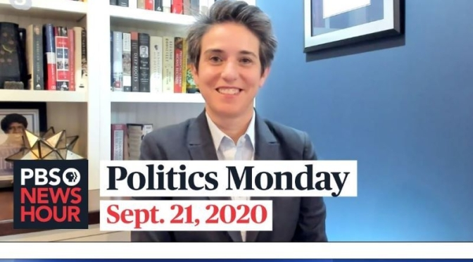 Politics Monday: Tamara Keith And Amy Walter On Supreme Court Debate