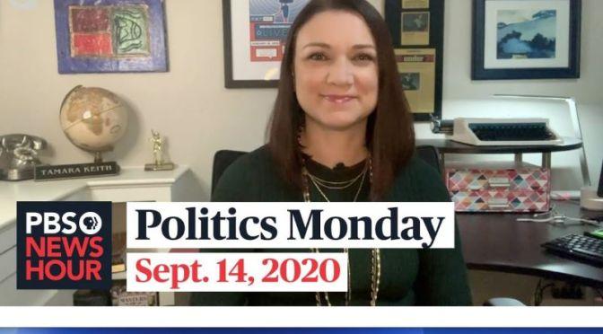 Politics Monday: Tamara Keith And Amy Walter On Latest In Washington (PBS)