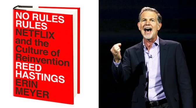 New Podcast Interviews: Netflix CEO Reed Hastings