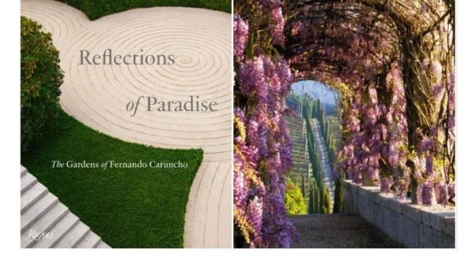 New Books: 'Reflections of Paradise: The Gardens of Fernando Caruncho'