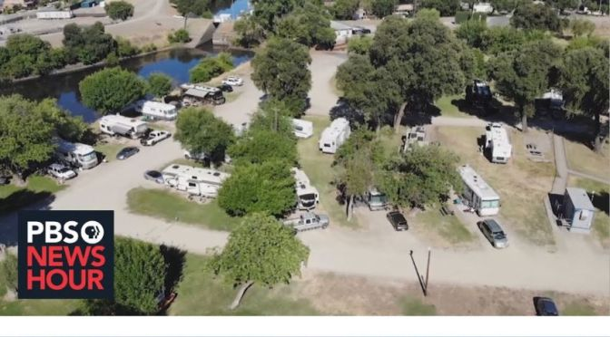 """Mobile Lifestyle Video: The Rise Of Retirement-Age RV Nomad """"Workcampers"""""""