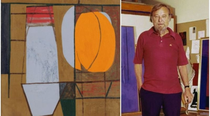 Artist Profiles: Abstract Expressionist Robert Motherwell (1915-1991)