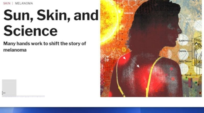 "Health: ""The Science Of The Sun And Skin Cancer"""