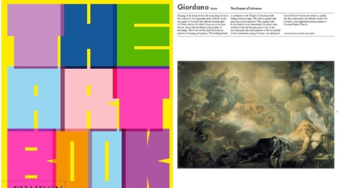 """Top New Art Books: """"The Art Book"""" – Over 600 Artists Profiled (Phaidon)"""