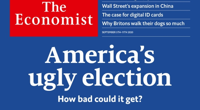 Global News Podcast: America's Ugly Election, Abe's Japan & British Dogs