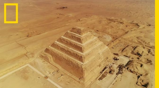 Archaeology Video: 'Why Ancient Egyptians Ceased Building The Pyramids'