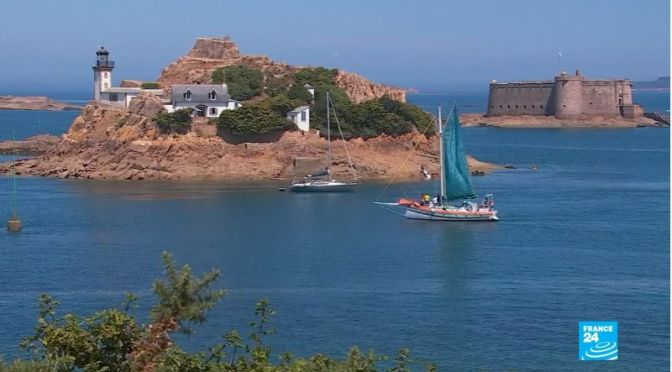 New Travel Videos: 'The Headlands Of Brittany'