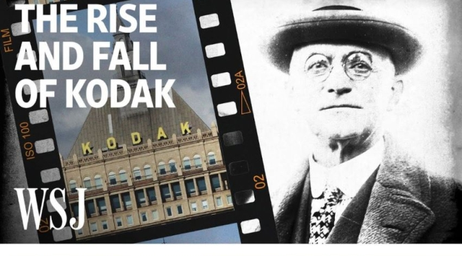 Film Business: 'The Rise And Fall Of Kodak' (WSJ Video)