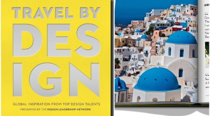 "New Photography Books: ""Travel By Design"" (2020)"