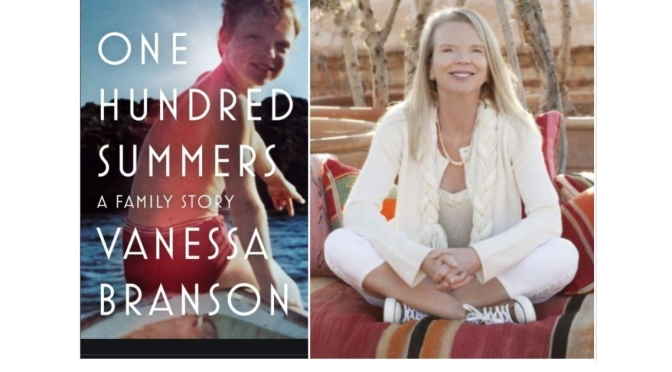 "Podcast Interview: ""One Hundred Summers"" Author Vanessa Branson"