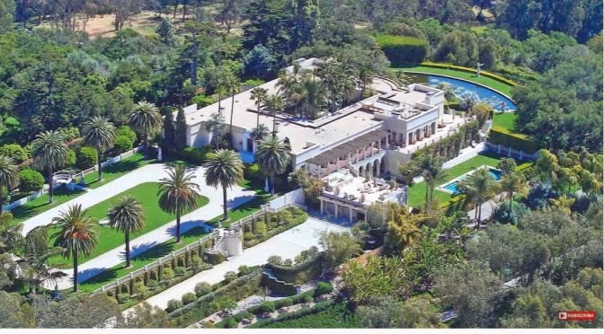 "Top Historic Home Video Tours: Santa Barbara's ""Villa Solana"", Built In 1914"