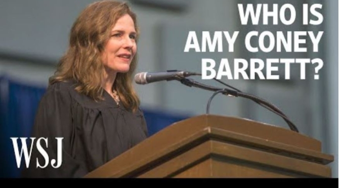 Supreme Court Nominee: Judge Amy Coney Barrett 'Her Background & Views'