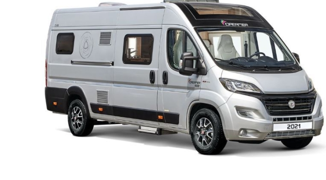 Top New Campers: '2021 Dreamer Van D68 Limited'