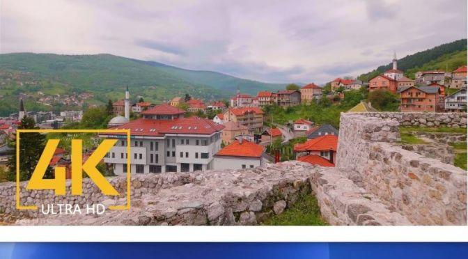 New Walking Tour Videos: 'Travnik, Bosnia And Herzegovina – 4K' (2020)