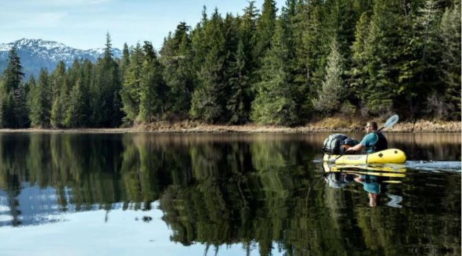Adventure Travel: Rafting 30-Miles In South Alaska's Tongass National Forest