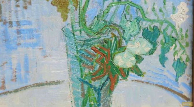 The Impressionists: 'A Dazzling Still Life From Van Gogh's Final Days'
