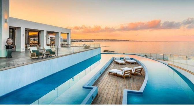 Top Hotel Video Tour: 'Abaton Island Resort & Spa' In Crete, Greece (2020)
