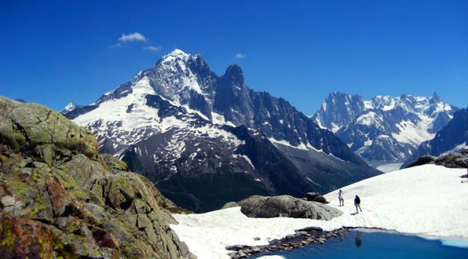 World's Top Hiking Trips: 'Alps Tour Du Mont Blanc' France/Italy/Switzerland