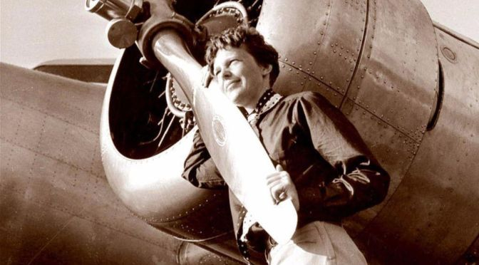 Podcast Profiles: 'Amelia Earhart' (1897 – 1937)