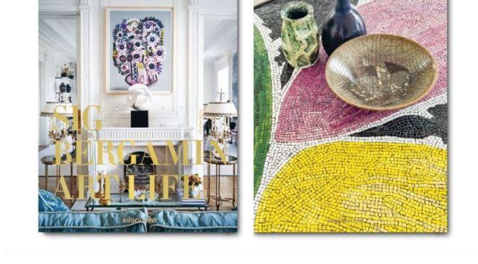 Interior Design Books: 'Sig Bergamin – Art Life' (2020)