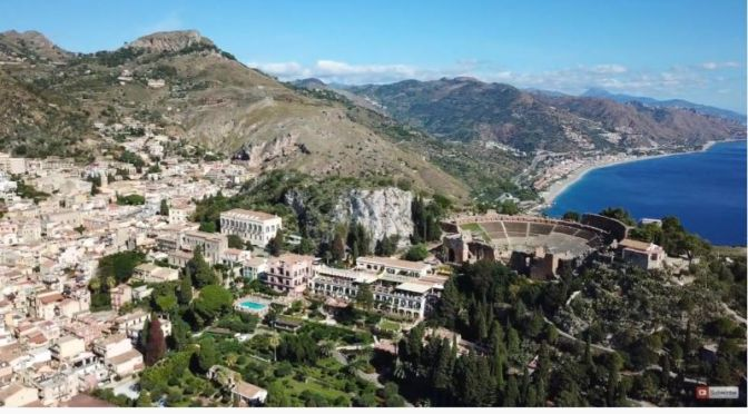 Top Hotel Video Tours: 'Belmond Grand Hotel Timeo' In Taormina, Sicily'