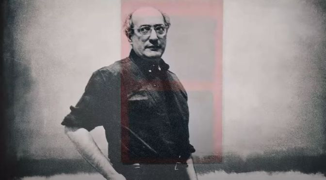 "Artwork: Mark Rothko's 'Black On Maroon, 1958' – An ""Optical Experience"""