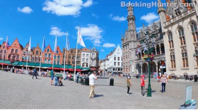 New Walking Tour Video: 'Bruges, Belgium' (2020)