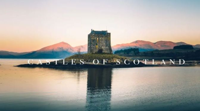Aerial Travel Videos: 'Castles Of Scotland'