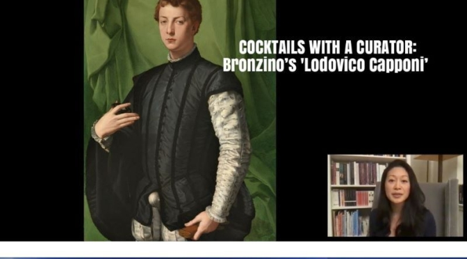 Cocktails With A Curator: Bronzino's 'Lodovico Capponi' (Frick Video)