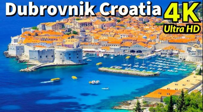 Top New Travel Videos: 'Dubrovnik, Croatia' (4K)