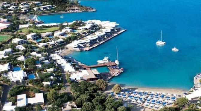 Top Hotel Video Tour: 'Elounda Beach Hotel & Villas' In Crete, Italy