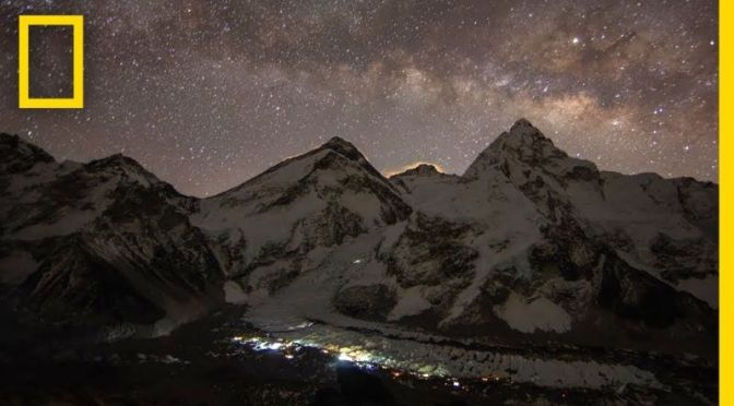 Mountain Science: 'Mount Everest Weather – Data Is In The Clouds' (Video)