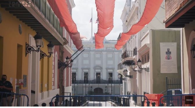 Guided Tour Videos: 'Old San Juan, Puerto Rico'