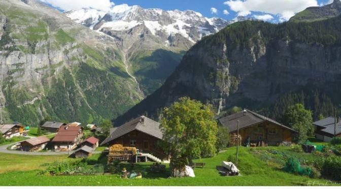 New Walking Tour Videos: Gimmelwald, Switzerland