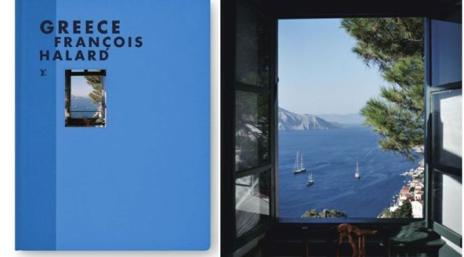 New Photography Books: 'Louis Vuitton Fashion Eye Greece' – François Halard