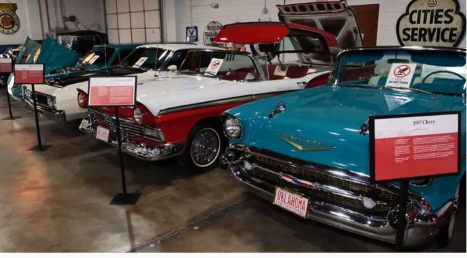 Classic Cars: The 'Heart Of Route 66 Auto Museum' In Sapulpa, Oklahoma (Video)