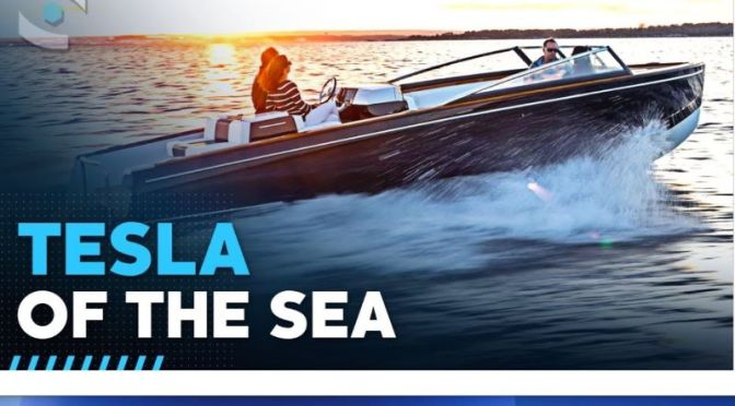 The Future Of Boating: 'Dasher Electric – The Tesla Of The Sea' (Video)