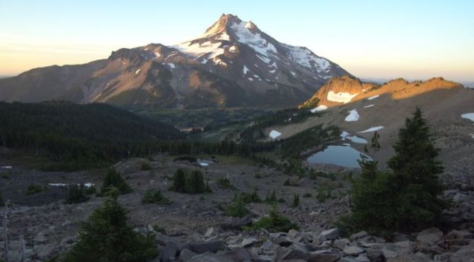 Travel Videos: 'Mount Jefferson Wilderness', In Northwest Oregon